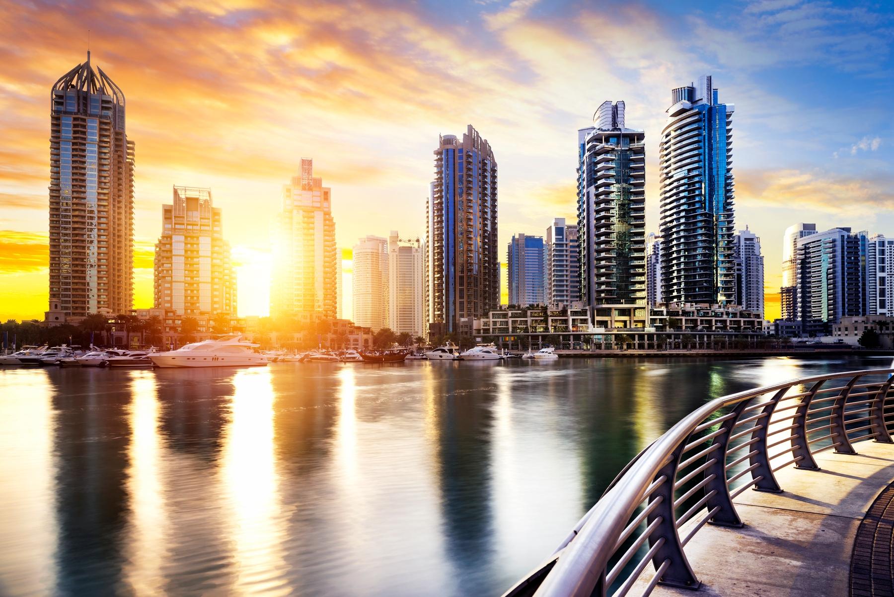 Arbeiten und Urlaub machen in Dubai