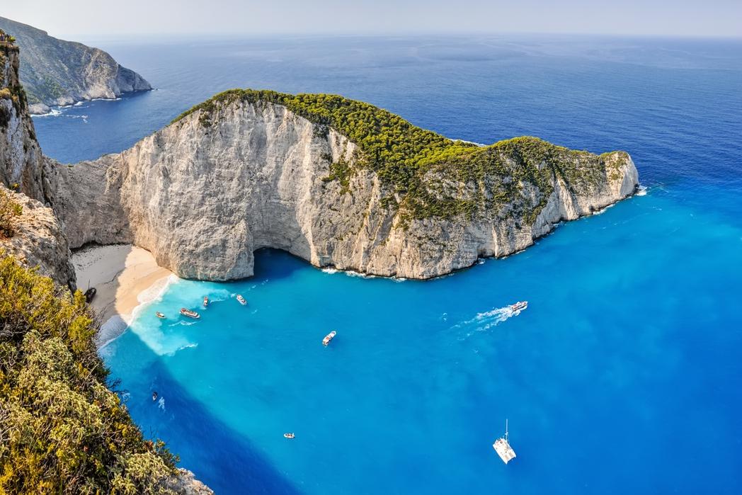 Aeroporti isole greche: Zante