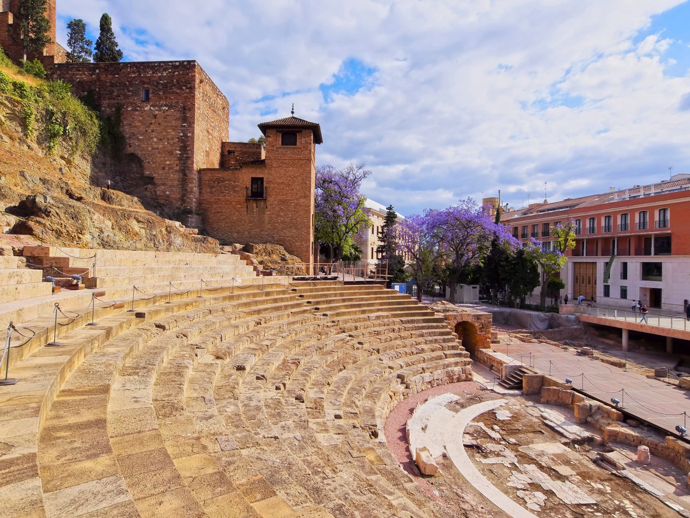 What to do in Malaga: a local's guide | Skyscanner's Travel Blog Map Of Acient Malaga on