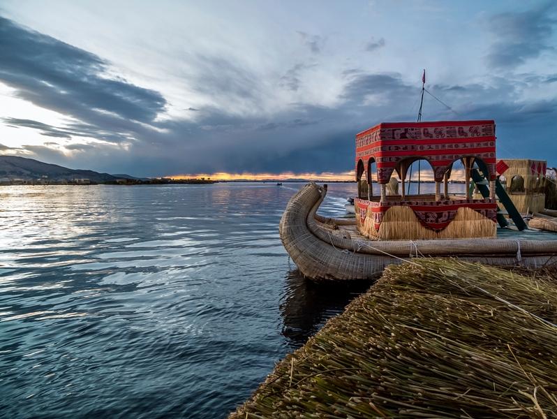 Viaggio in Bolivia: Lago Titicaca