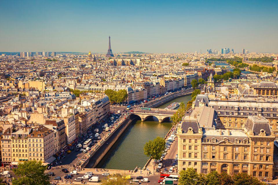 Лучший район Парижа для проживания