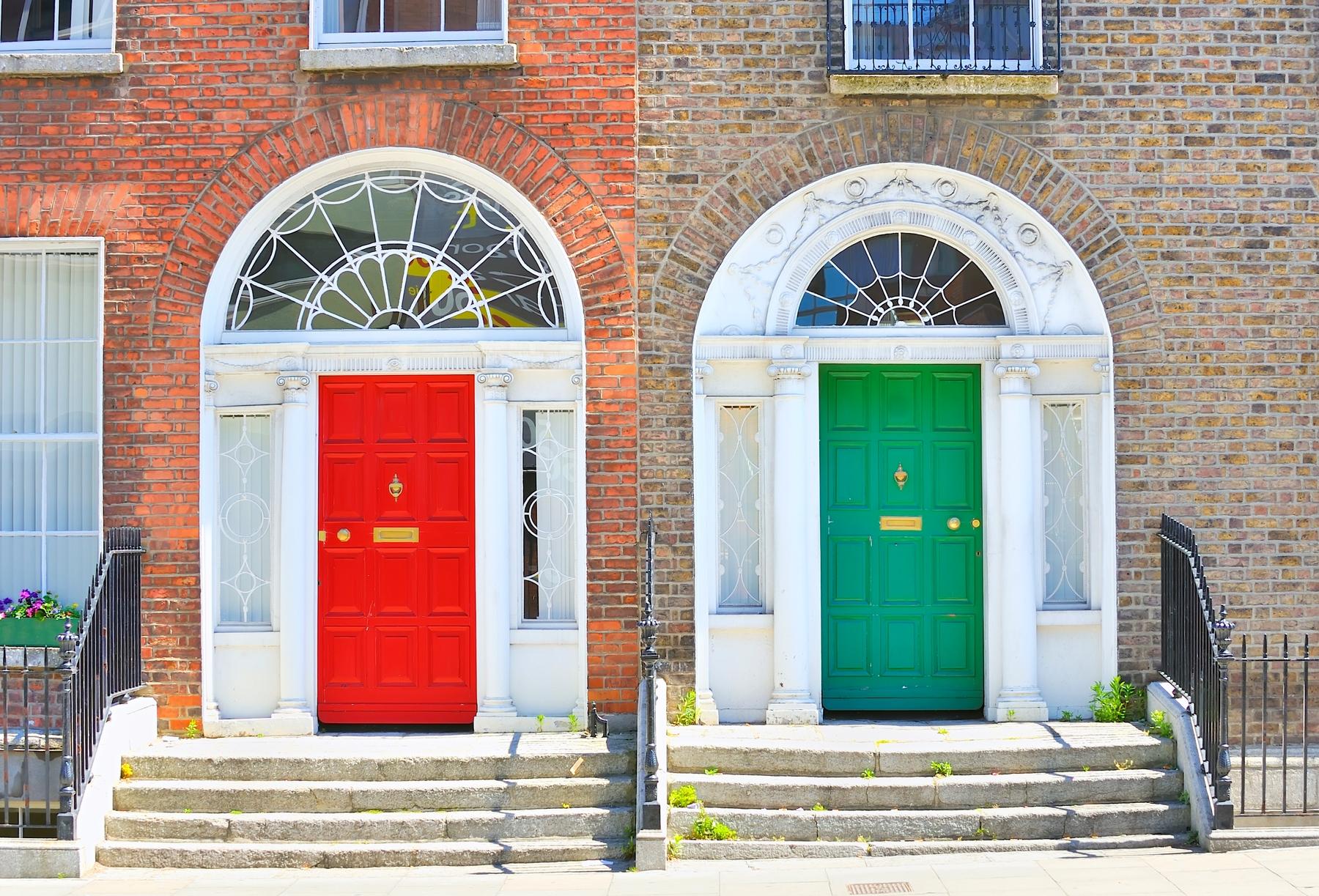 dublin'e ne zaman gidilir - dublin kapıları