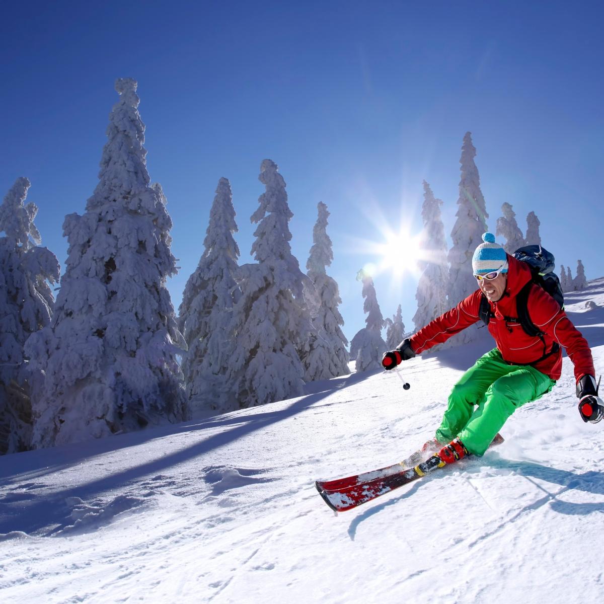 Winter in Deutschland - Tipps gegen den Winterblues: Skirurlaub planen