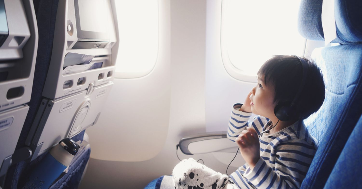 Baby On Board Guides And Rules For Flying With A Baby Skyscanner Uae