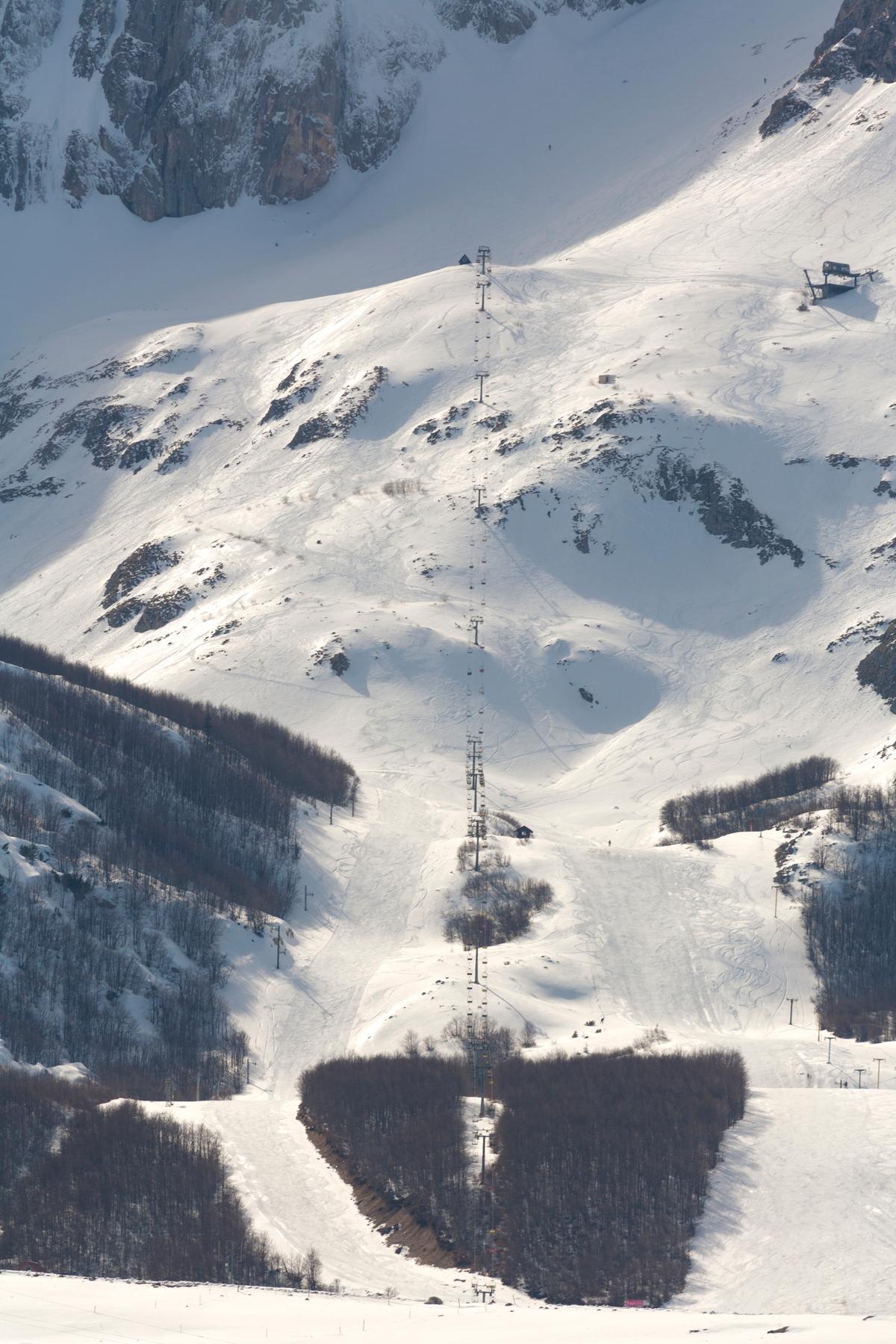 Οι χιονισμένες Δειναρικές Άλπεις, Εθνικό Πάρκο Durmitor