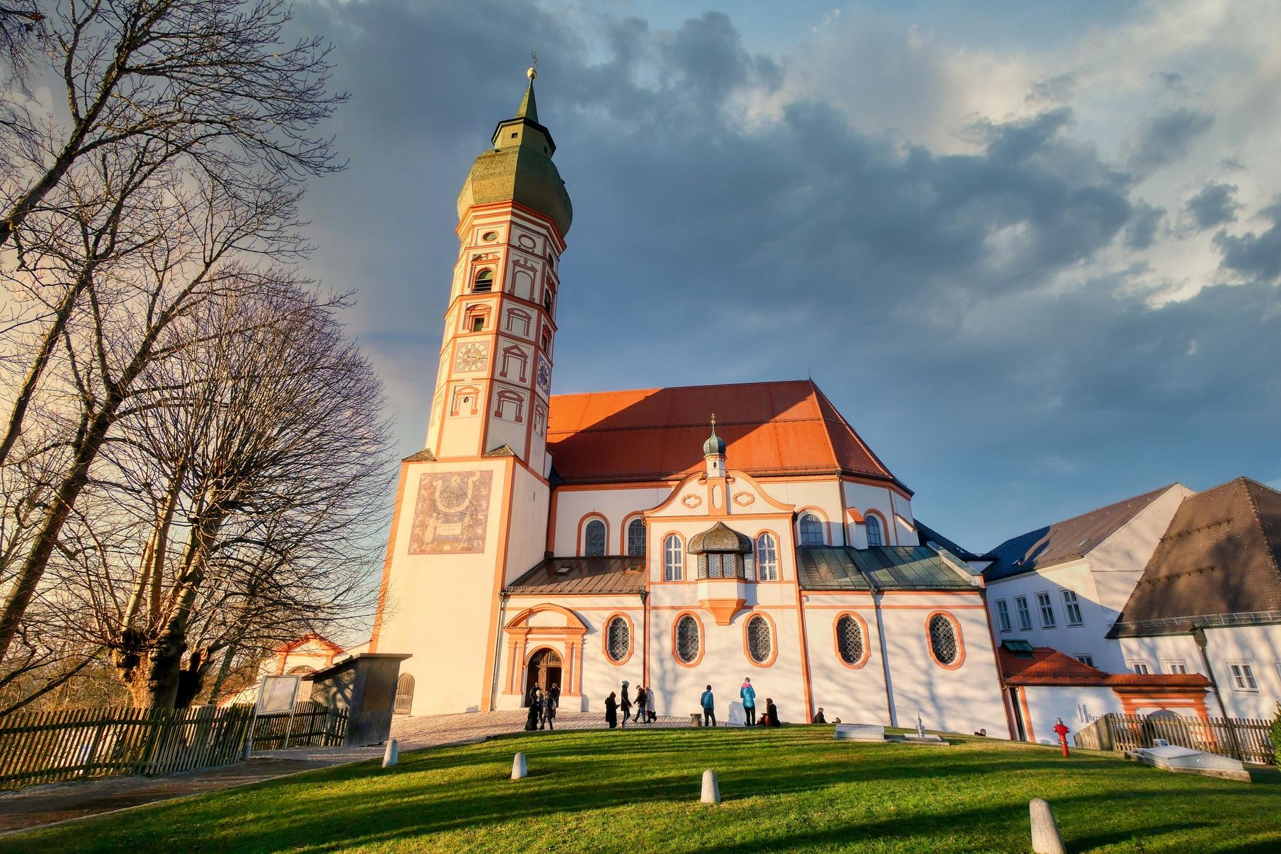 Kloster Andechs – Wanderungen im Münchner Umland