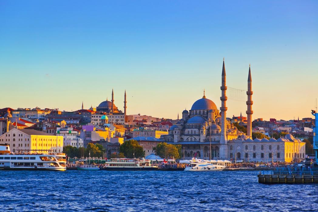 Yeni Camii ve Sultanahmet Camii - İstanbul ramazan etkinlikleri