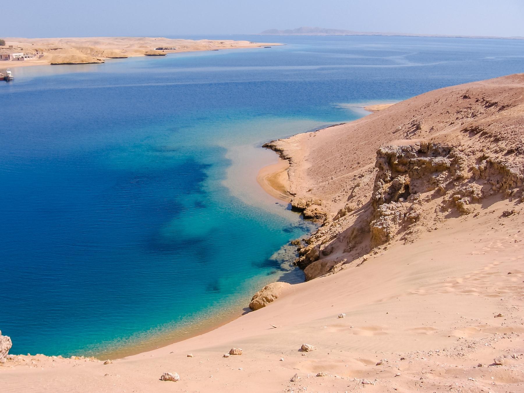 Sharm el Sheikh is a great destination for beach holidays