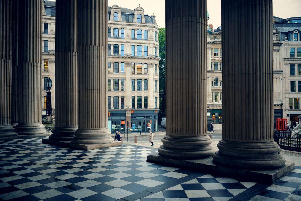London street - 5 best weekend breaks for studens