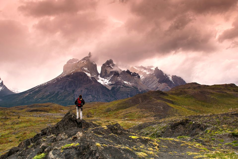 Трекинг в Патагонии, Чили