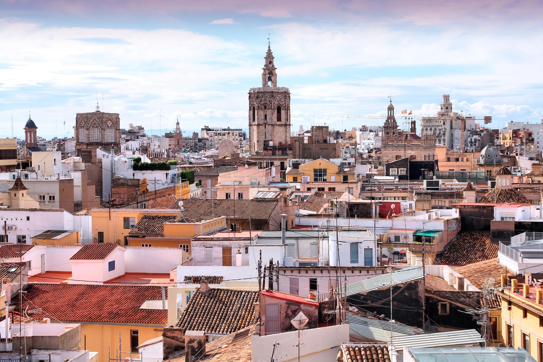 No faltarán planes con los que disfrutar si se visita Valencia ciudad.