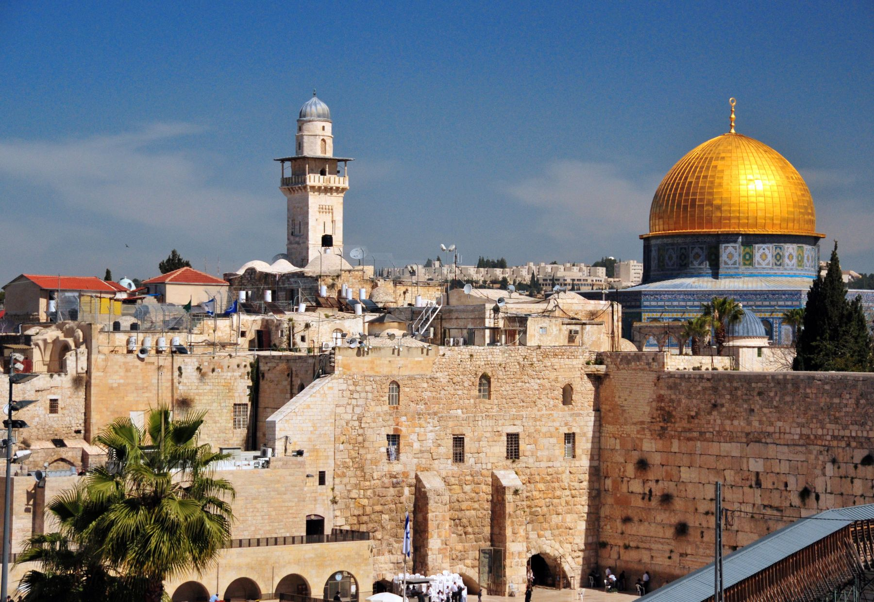 Jerusalem looks like a likely contender for a quarantine-free holiday in July 2021