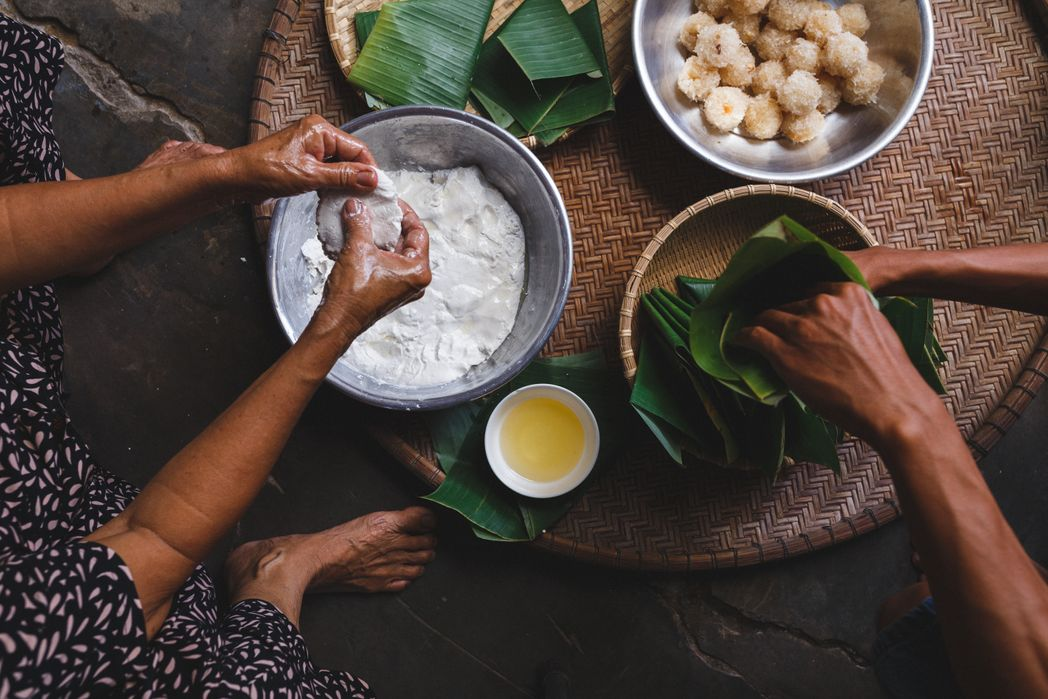 Φαγητό στο Βιετνάμ - νουντλς και pho