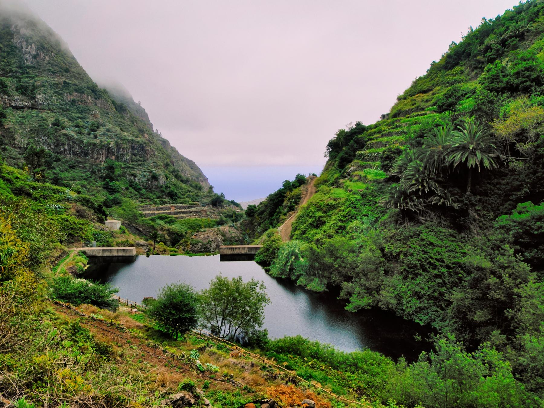 Vakantie Canarische Eilanden: La Gomera