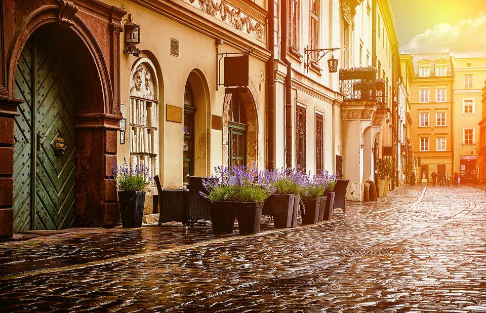 Kρακοβία, Πολωνία