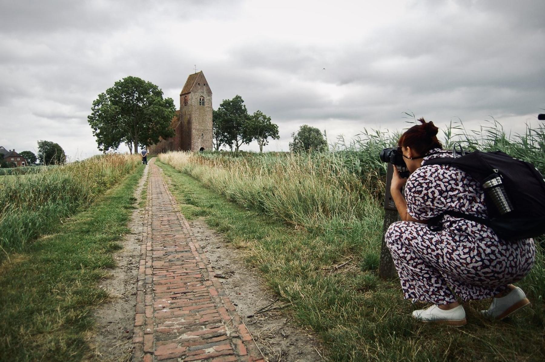 Wandelen in provincie Groningen