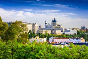 Η Μαδρίτη από ψηλά