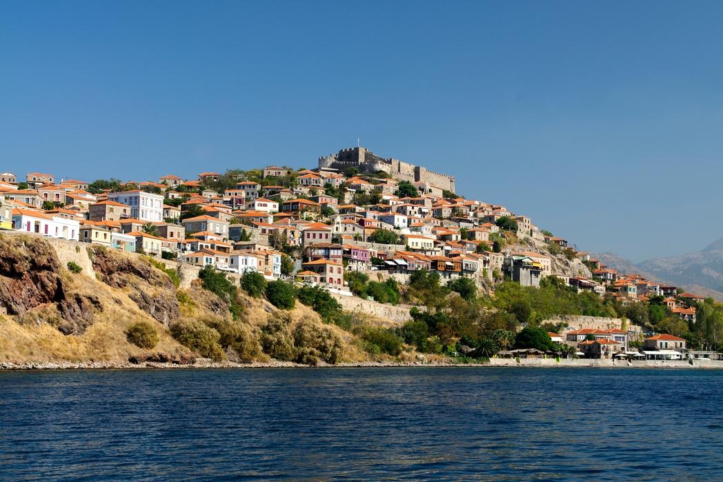 Aeroporti isole greche: Lesbo