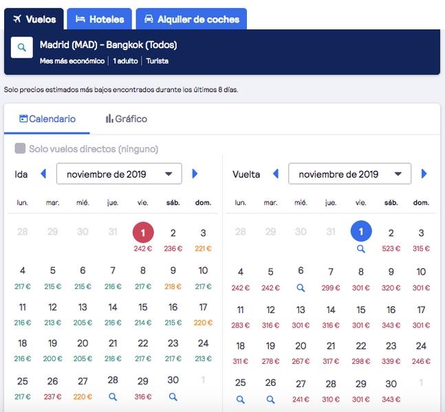 medios de comunicación Faceta Converger  7 trucos para encontrar vuelos baratos a cualquier lugar 💡 | Skyscanner  Espana