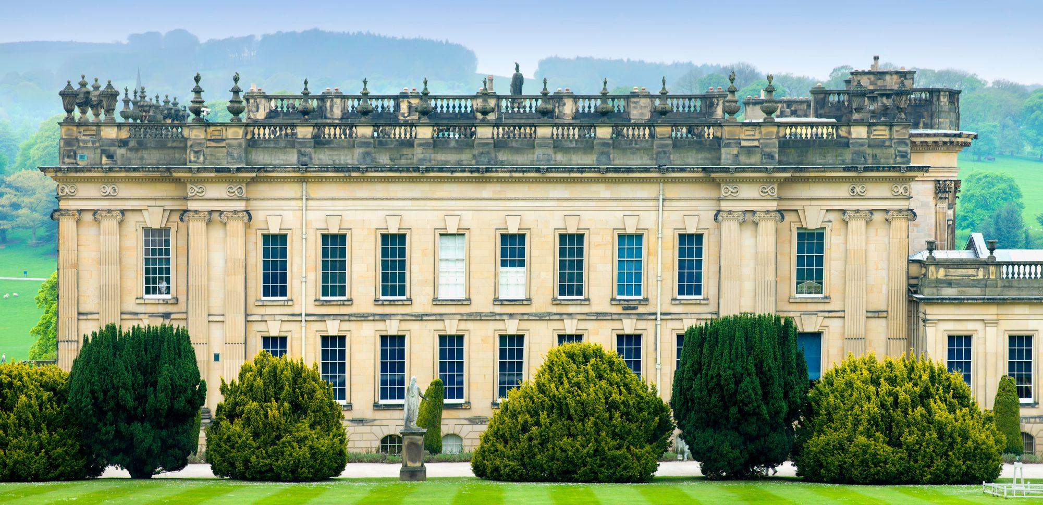 Chatsworth House, England