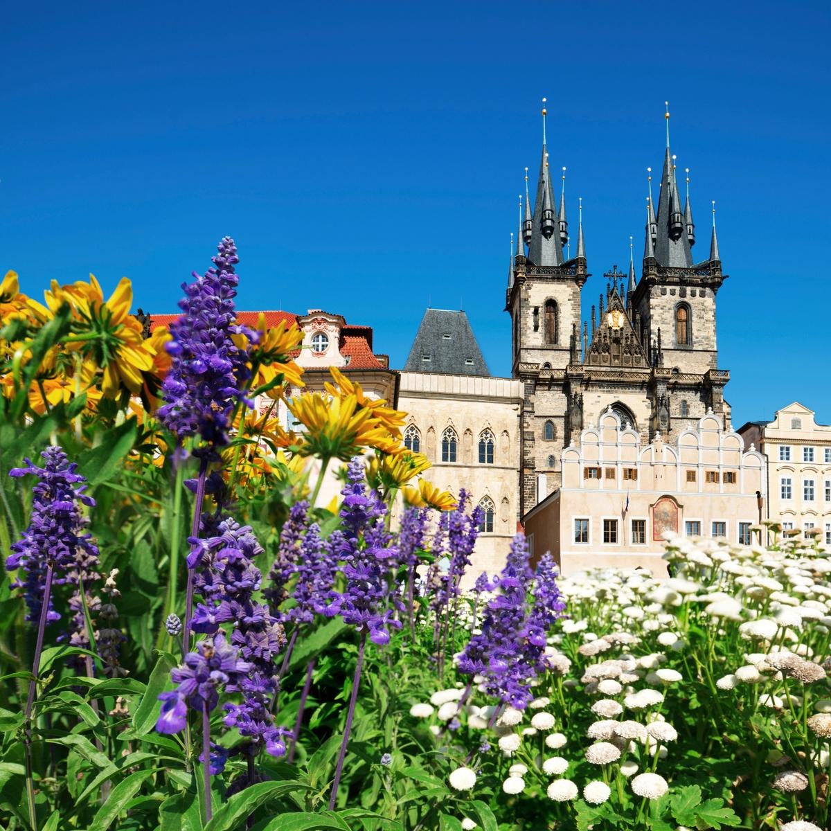Άνοιξη στην Πράγα - που να πάτε ταξίδι το Πάσχα στην Ευρώπη