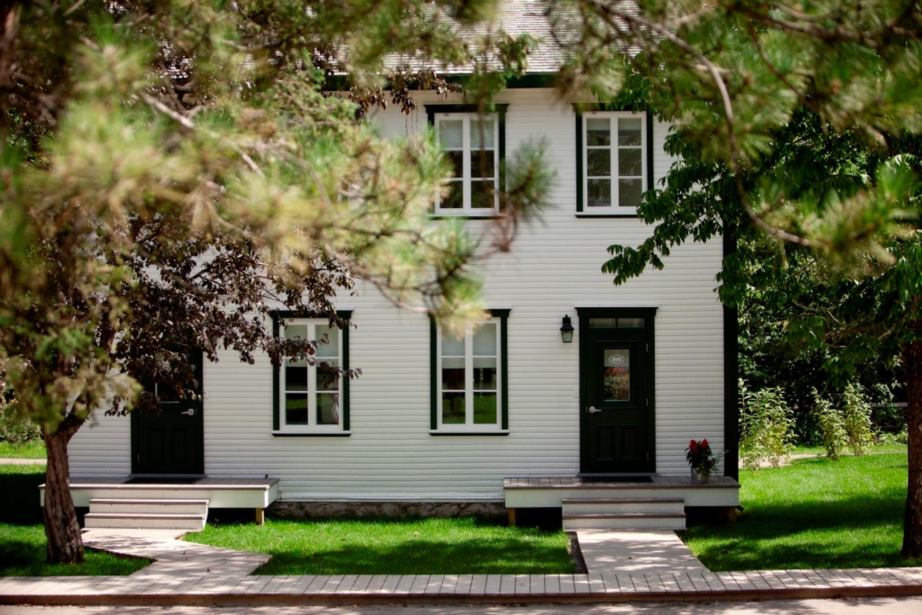 Unique Hotels in Quebec