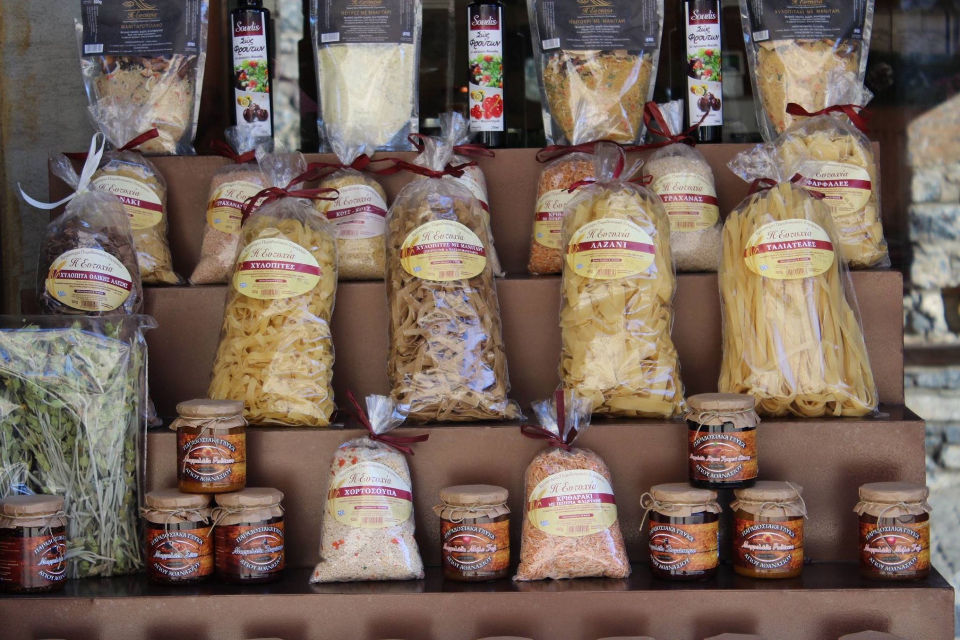 Παραδοσιακά προϊόντα του Αγίου Αθανασίου