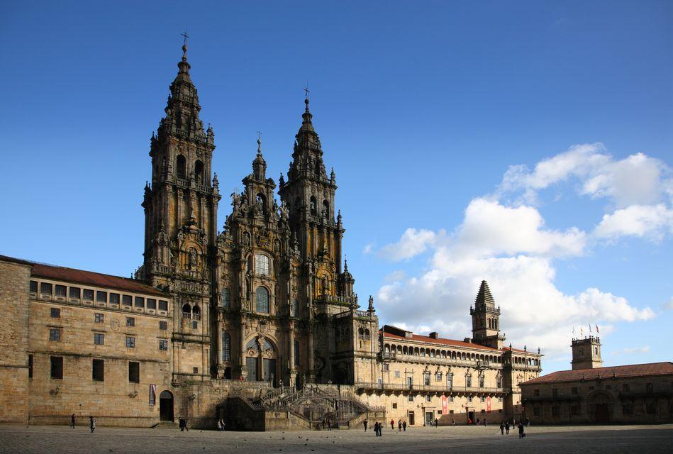 Catedral de Santiago de Compostela Galicia