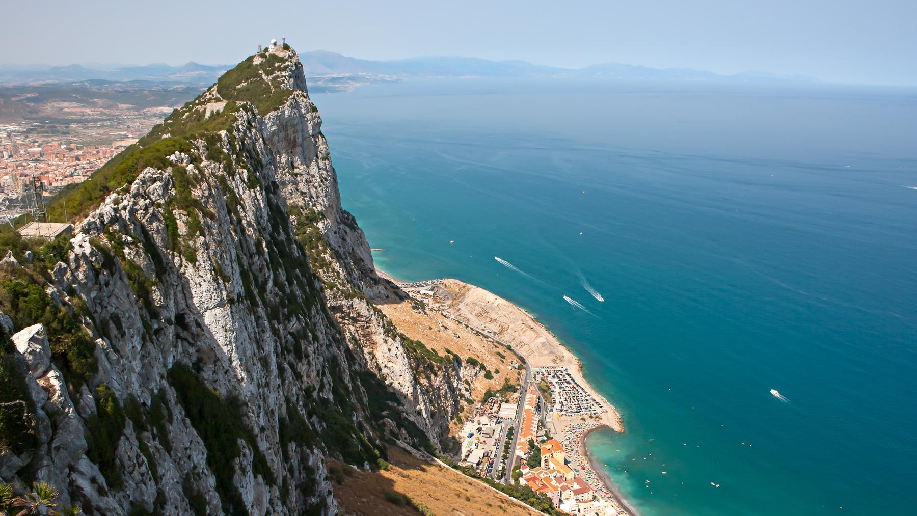 Road trip Espanja: Gibraltar