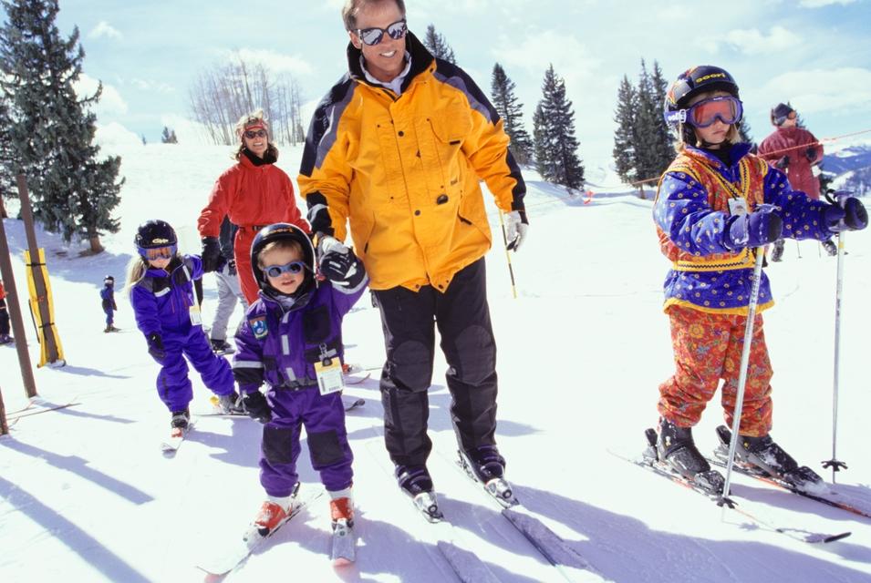 Ailecek kayak tatili yapabileceğiniz adresler çok yakınınızda