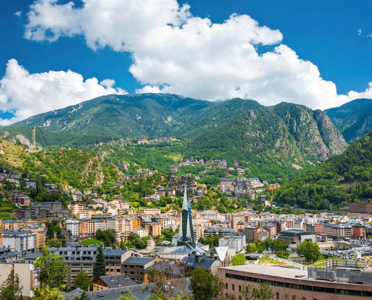 Smallest countries in Europe, Andorra