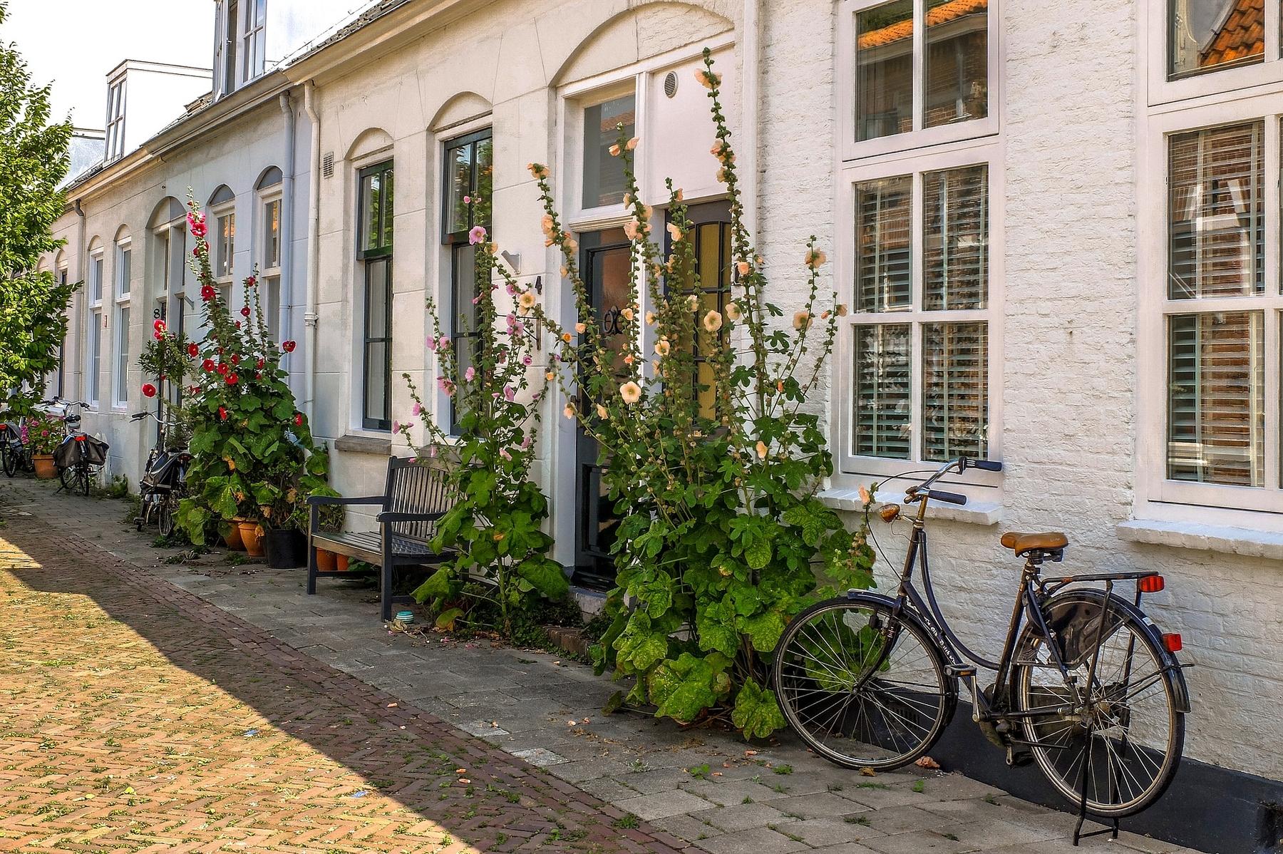 Centrum van Middelburg