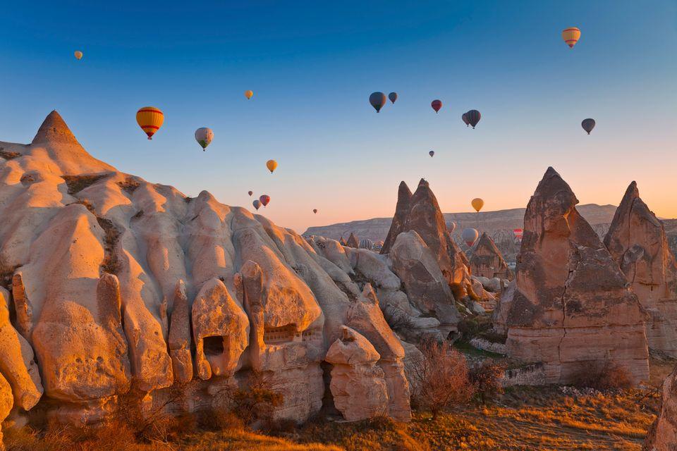 Mieleenpainuvimmat matkakohteet: Turkki