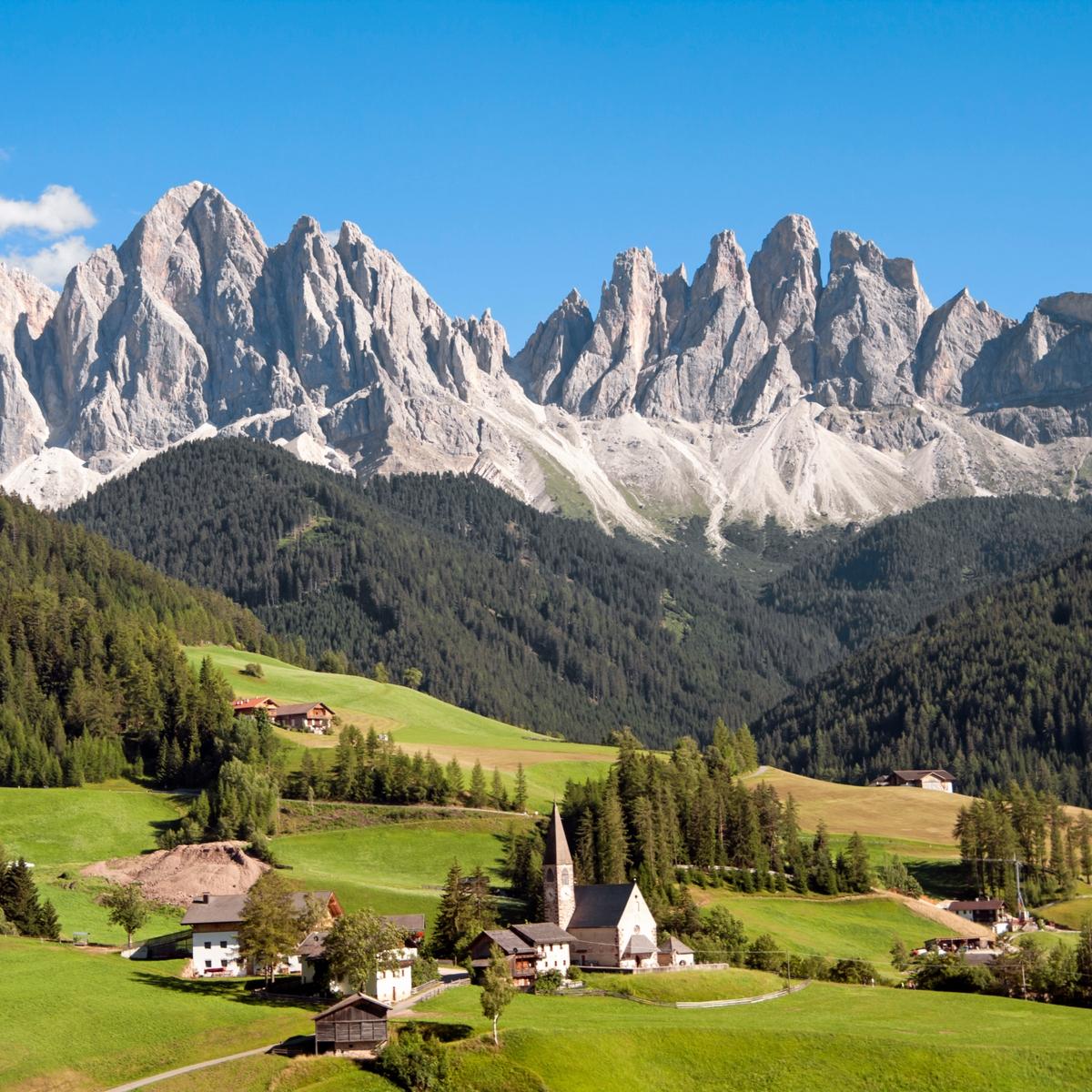 Die besten Yoga-Reiseziele Europas: Kärnten & Tirol, Österreich