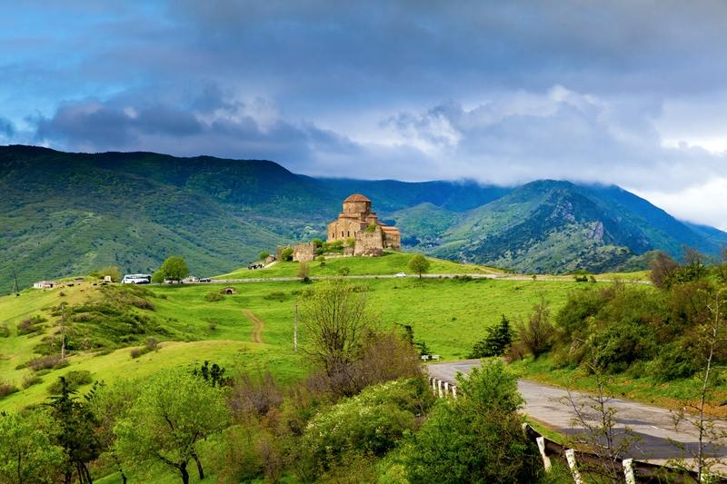 Viaggio in Georgia: Mtskheta