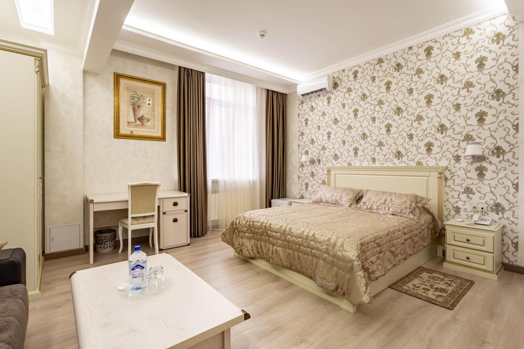 Самые необычные гостиницы Москвы — отель-кофейня «Палермо»