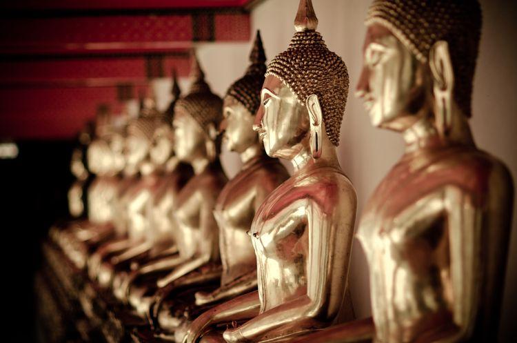 Wat Pho, Bangkok בנגקוק