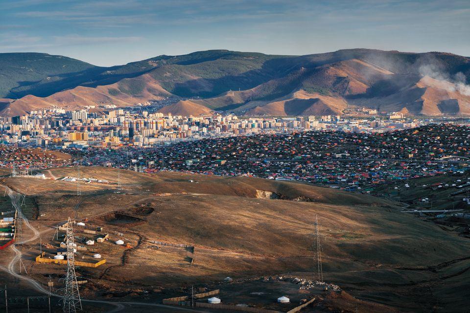ウランバートル(モンゴル)