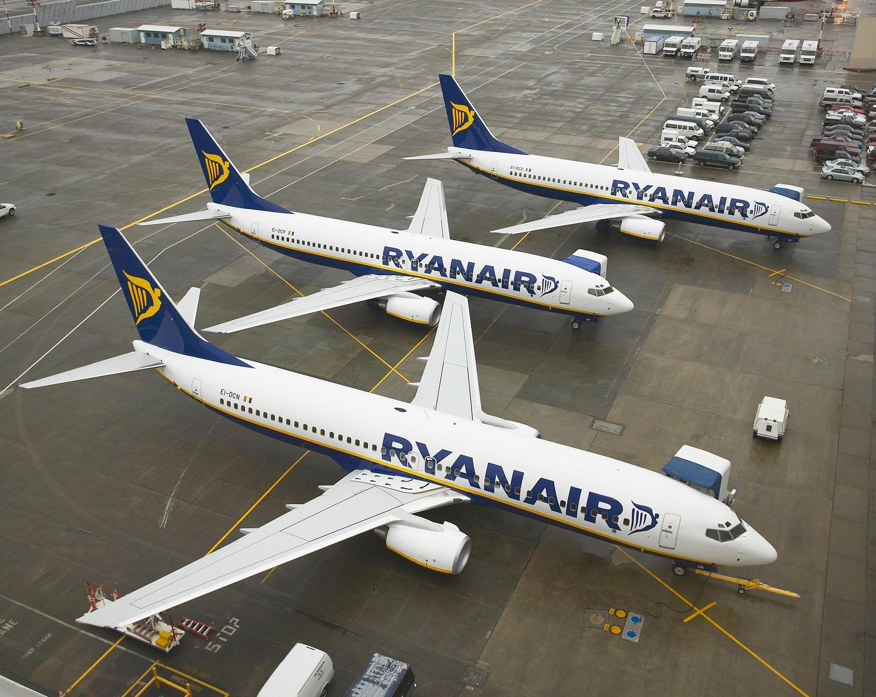 Jakie są wymiary bagażu podręcznego w Ryanair?