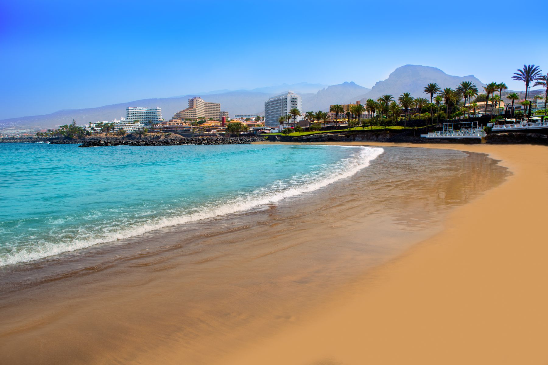 The Canary Islands is one of the best places for winter sun in Europe