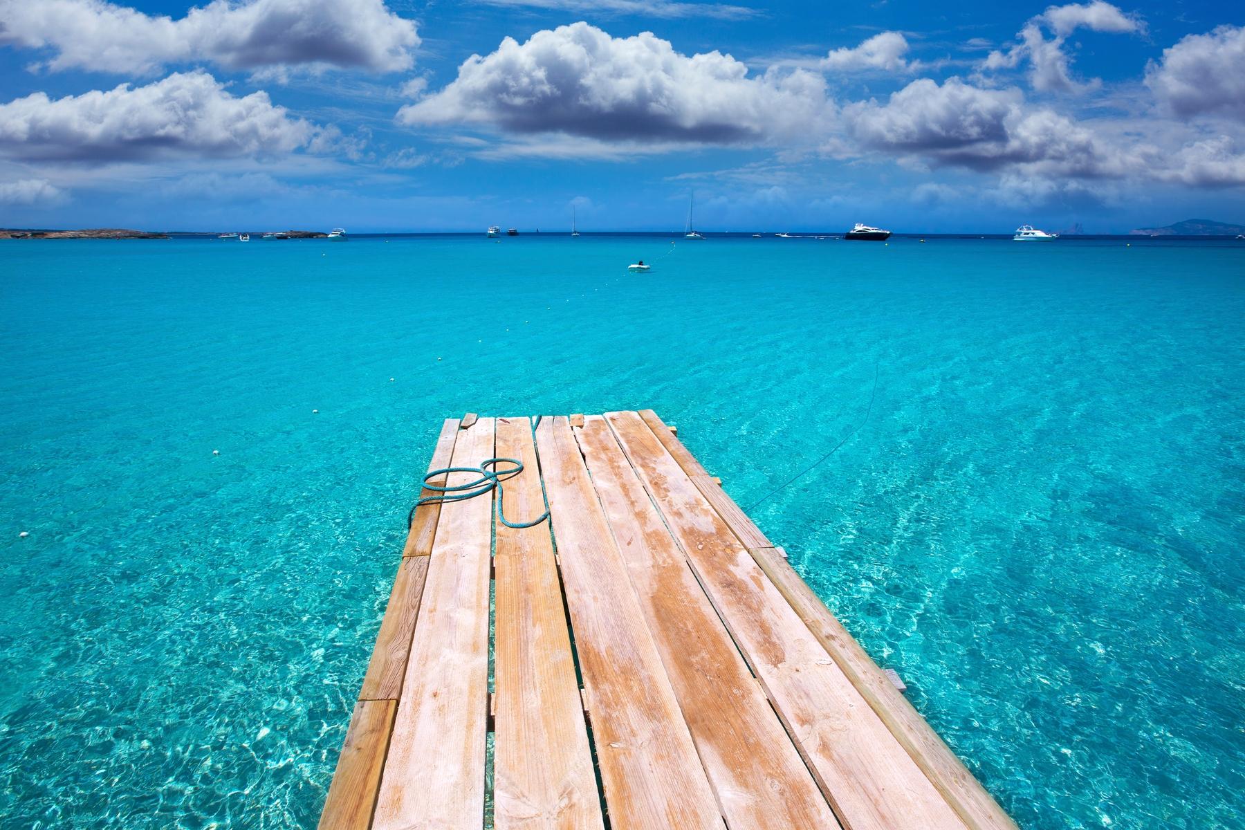 Spiagge Formentera: Playa de Ses Platgetes