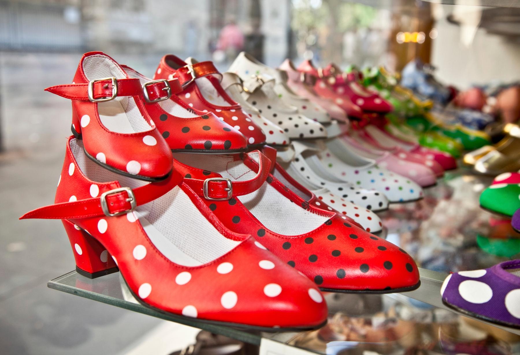 El flamenco en Sevilla permite descubrir todo un universo en torno a la moda