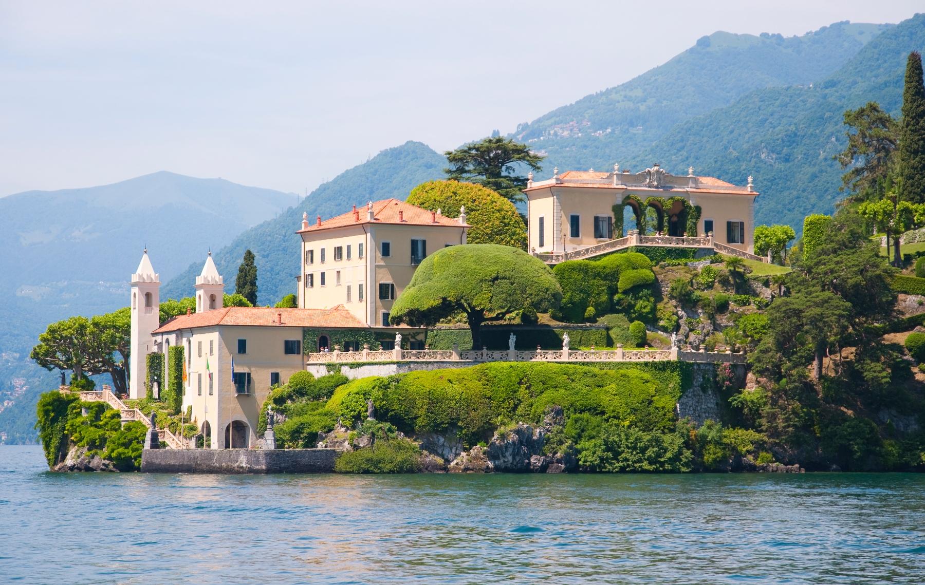 Lugares más bonitos de Italia: Lago Como