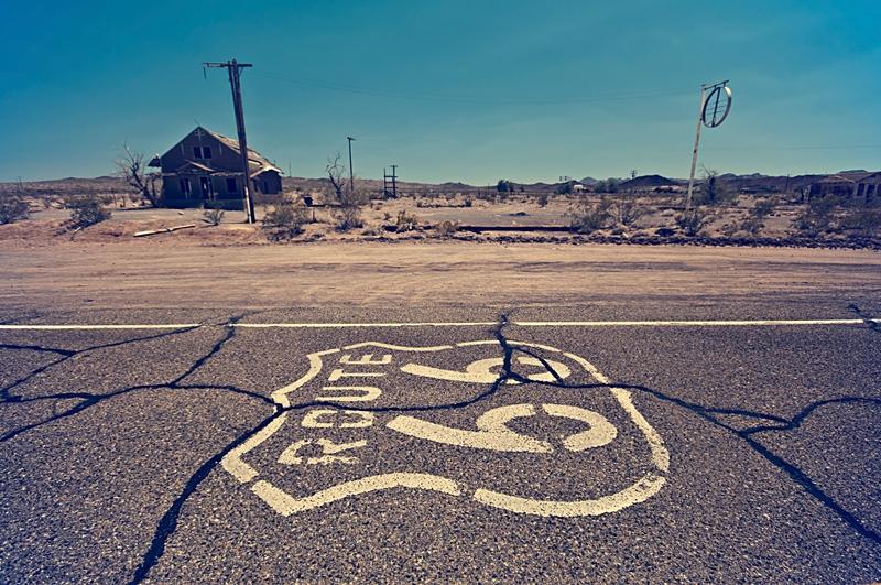 Die besen Roadtrips weltweit: Route 66