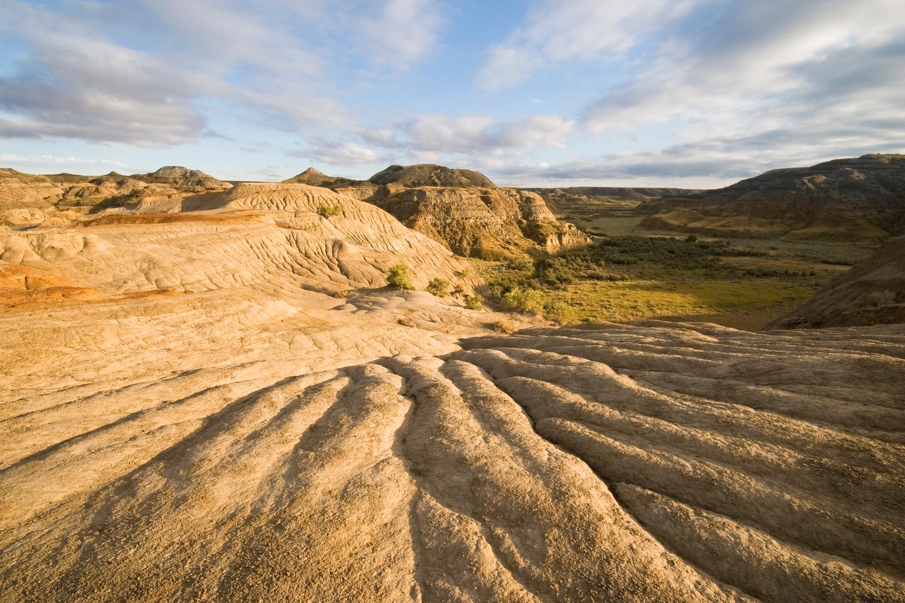 attraction of Drumheller Alberta