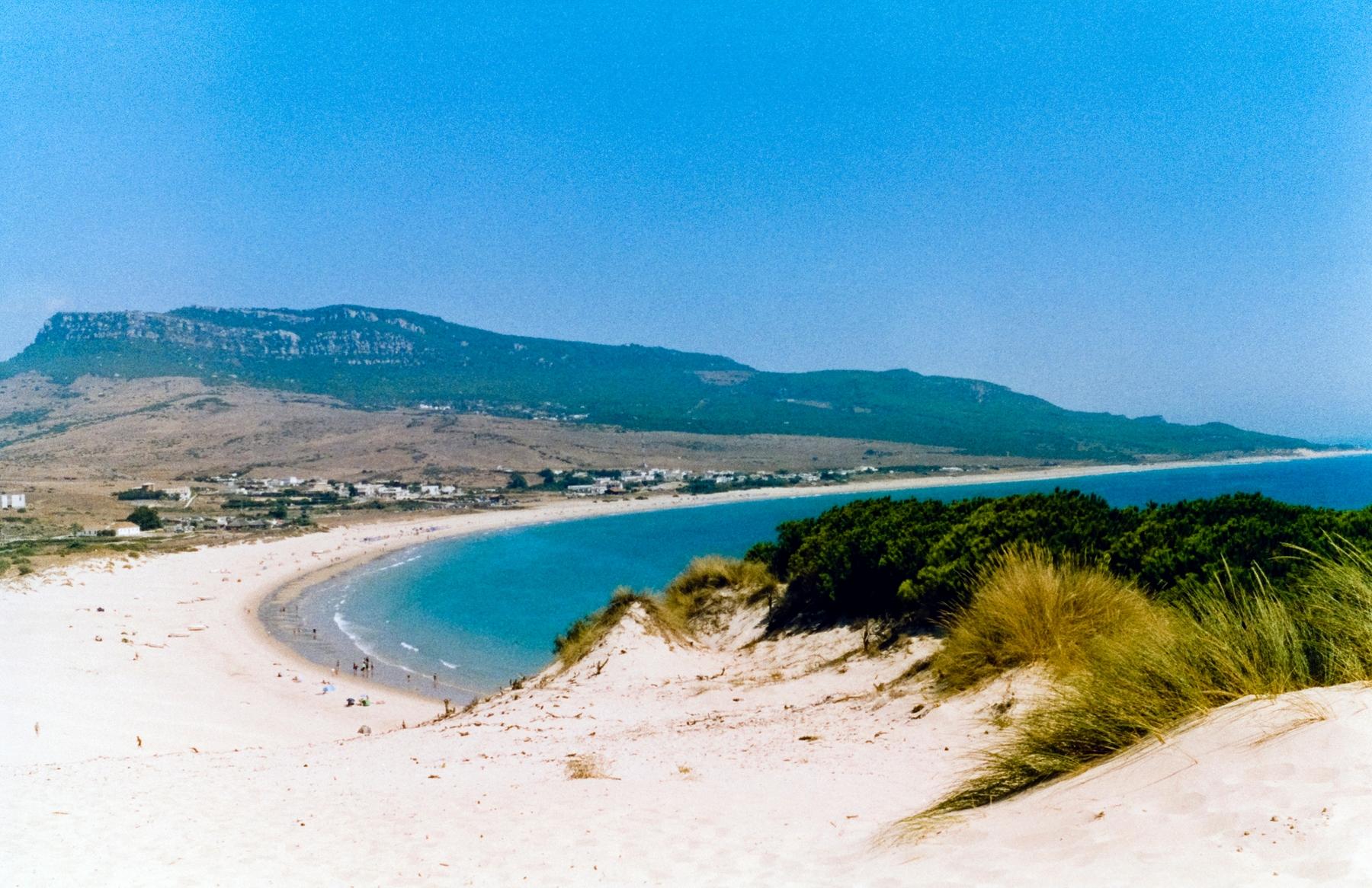 mejores playas de Andalucía, Bolonia, Cádiz