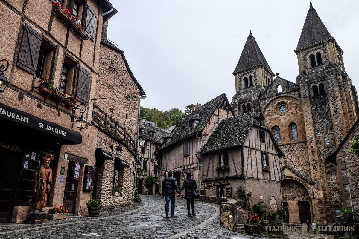 pueblos de francia - foto de Viajeros Callejeros