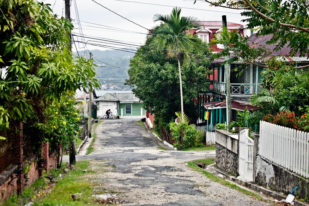Port Antonio en Jamaïque