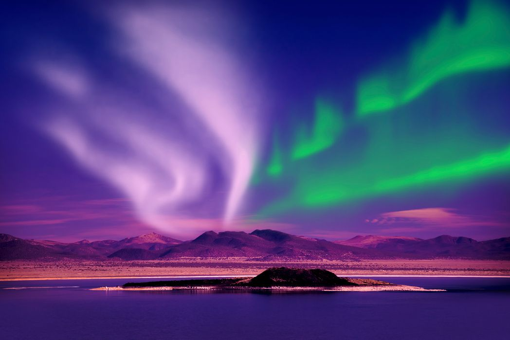 Canada is one of the best places to see the Northern Lights