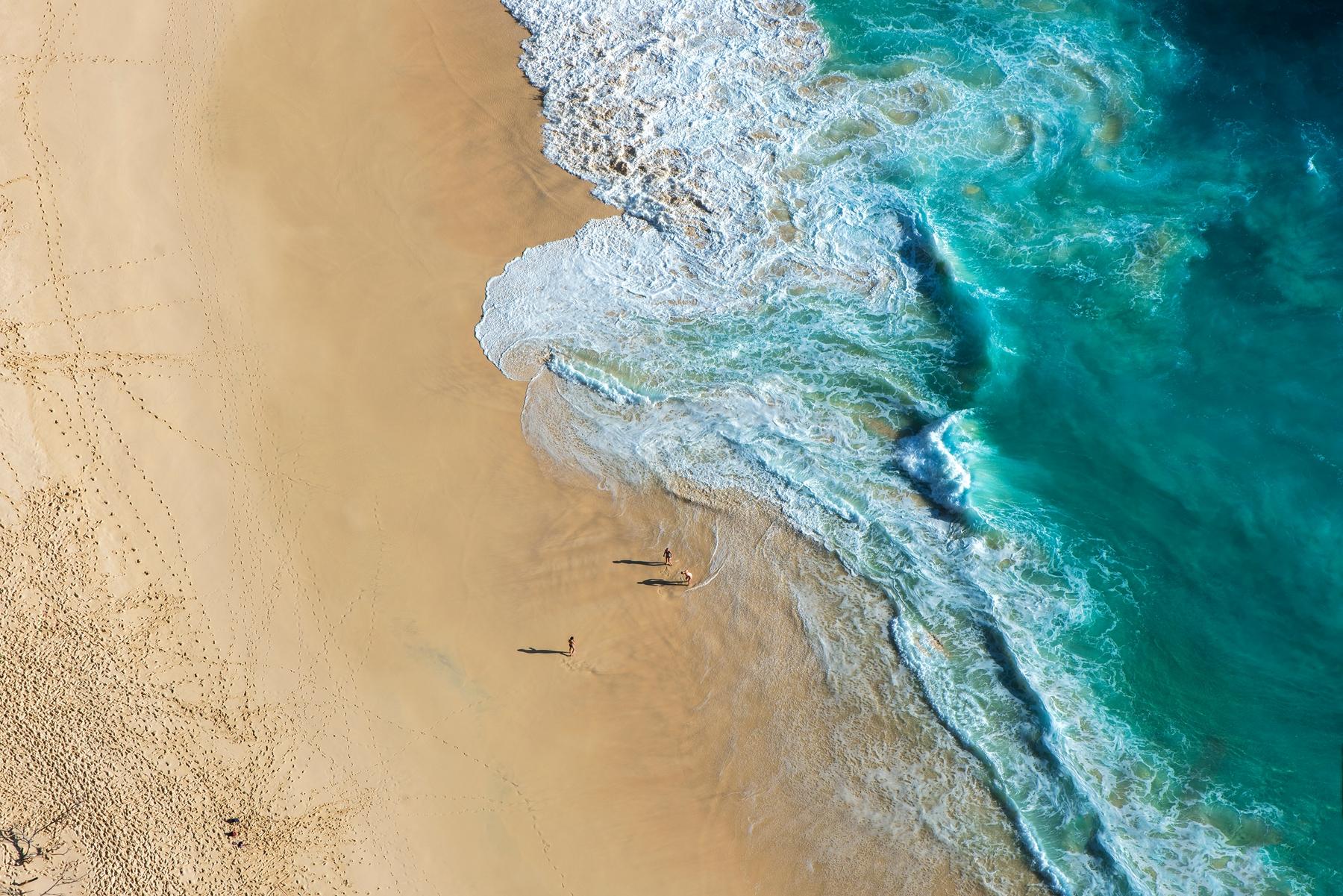 Куда в Азии поехать на море зимой. Тропический пляж Каранг Дава (Karang Dawa) в бухте Манта-Бэй (Manta Bay), Бали, Индонезия
